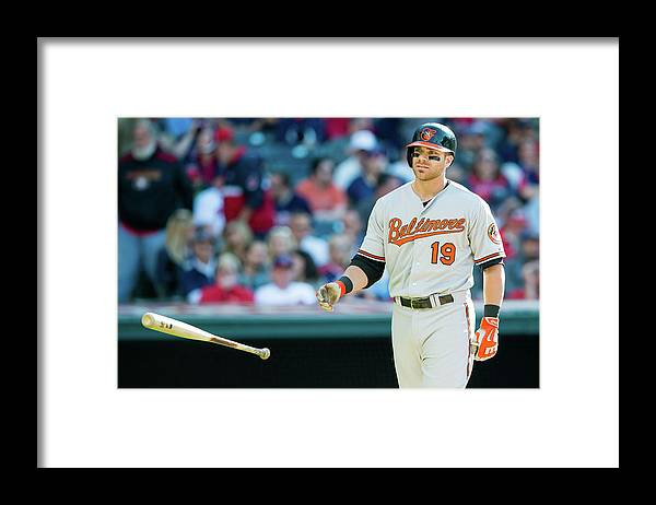 Three Quarter Length Framed Print featuring the photograph Chris Davis by Jason Miller