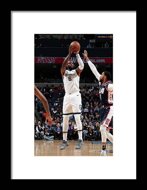 Nba Pro Basketball Framed Print featuring the photograph C.j. Miles by Joe Murphy