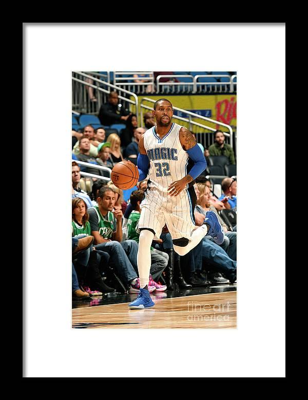 Nba Pro Basketball Framed Print featuring the photograph C.j. Watson by Fernando Medina