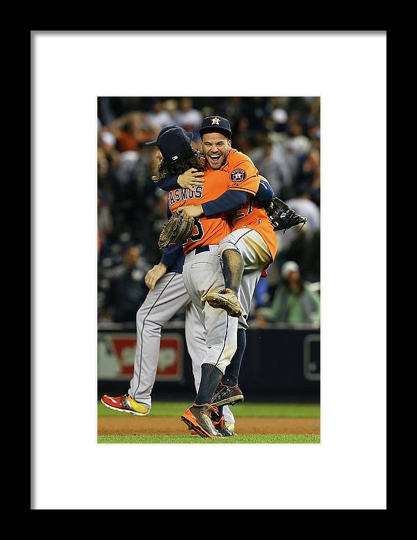 Playoffs Framed Print featuring the photograph Colby Rasmus by Elsa