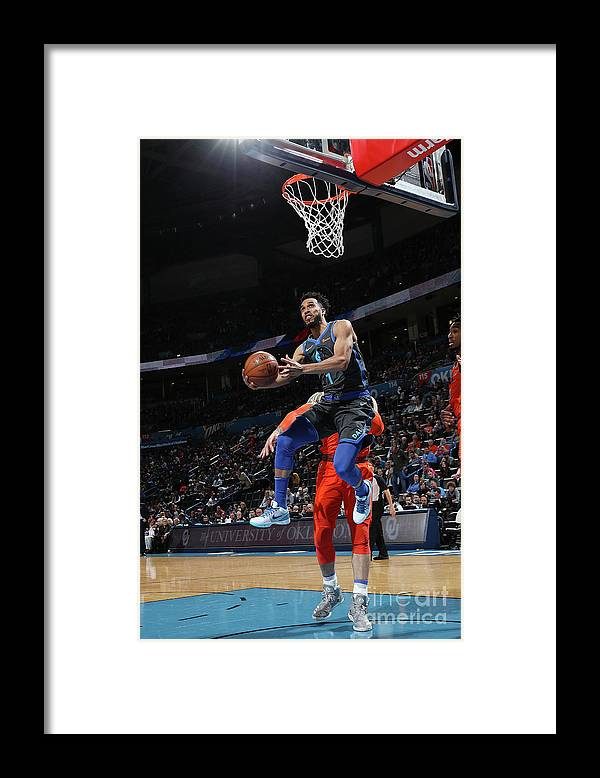 Nba Pro Basketball Framed Print featuring the photograph Courtney Lee by Zach Beeker