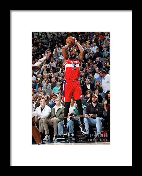 Nba Pro Basketball Framed Print featuring the photograph Dallas Thornton by Glenn James