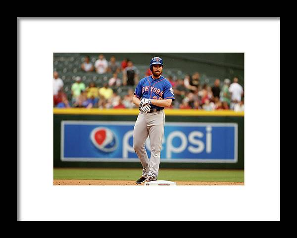 People Framed Print featuring the photograph Daniel Murphy by Christian Petersen
