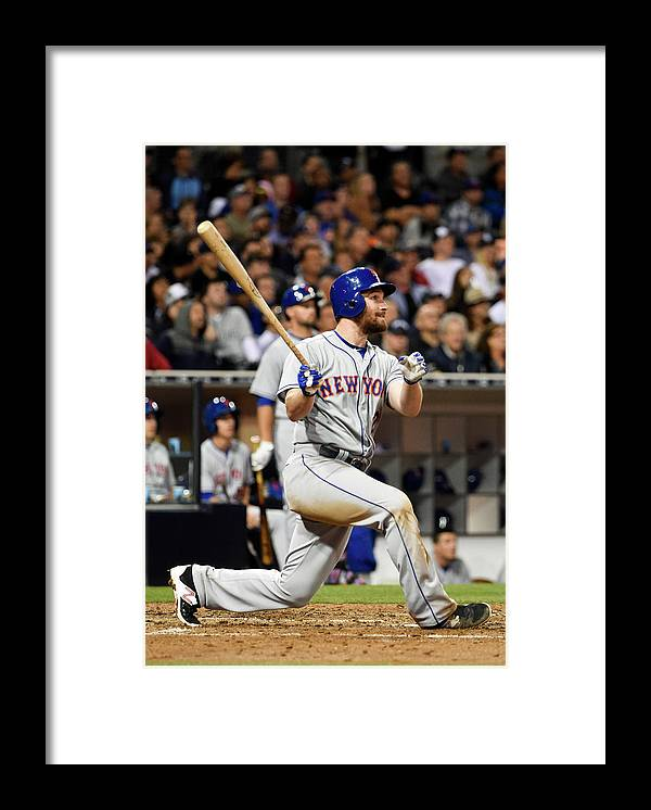 People Framed Print featuring the photograph Daniel Murphy by Denis Poroy