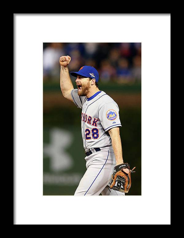 Three Quarter Length Framed Print featuring the photograph Daniel Murphy by Elsa