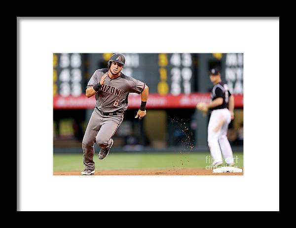 People Framed Print featuring the photograph David Peralta by Matthew Stockman
