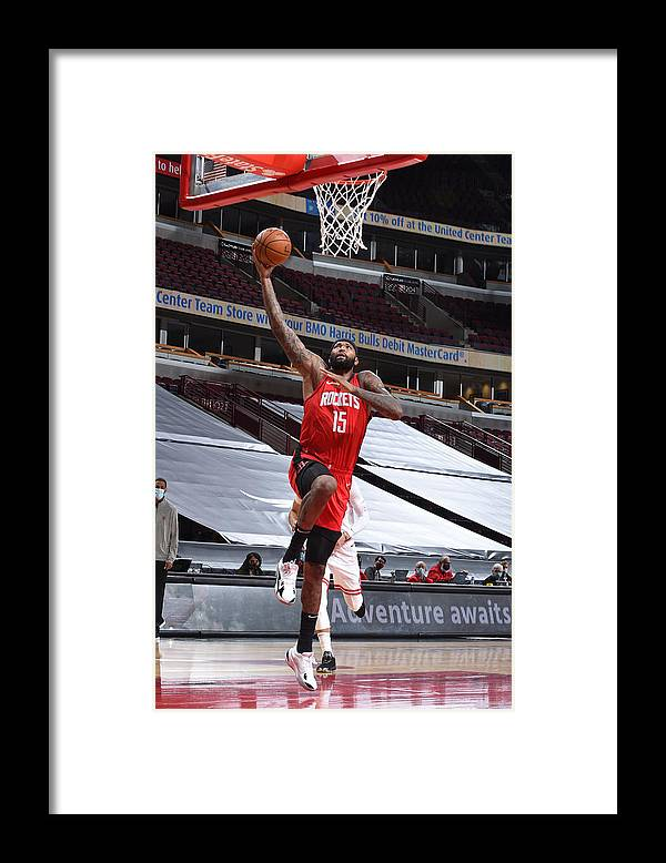 Nba Pro Basketball Framed Print featuring the photograph Demarcus Cousins by Randy Belice