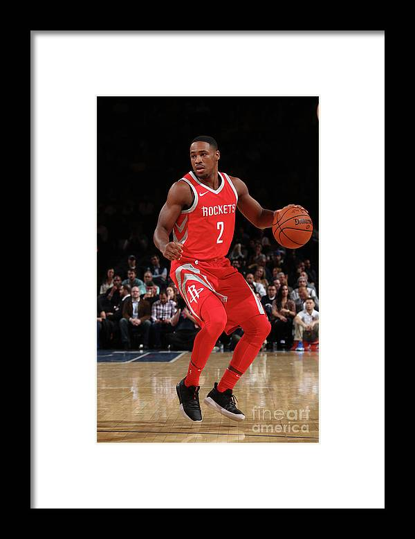 Nba Pro Basketball Framed Print featuring the photograph Demetrius Jackson by Nathaniel S. Butler