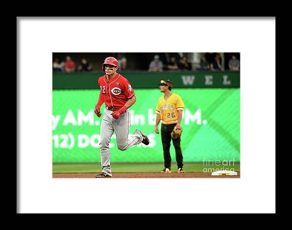 People Framed Print featuring the photograph Derek Parks by Justin Berl