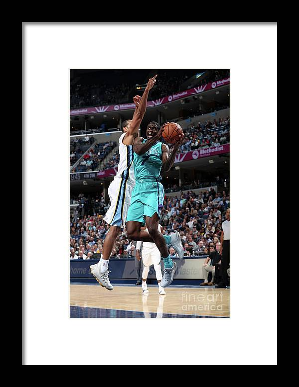 Nba Pro Basketball Framed Print featuring the photograph Dwayne Bacon by Joe Murphy