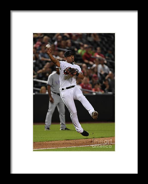 People Framed Print featuring the photograph Eduardo Escobar by Norm Hall