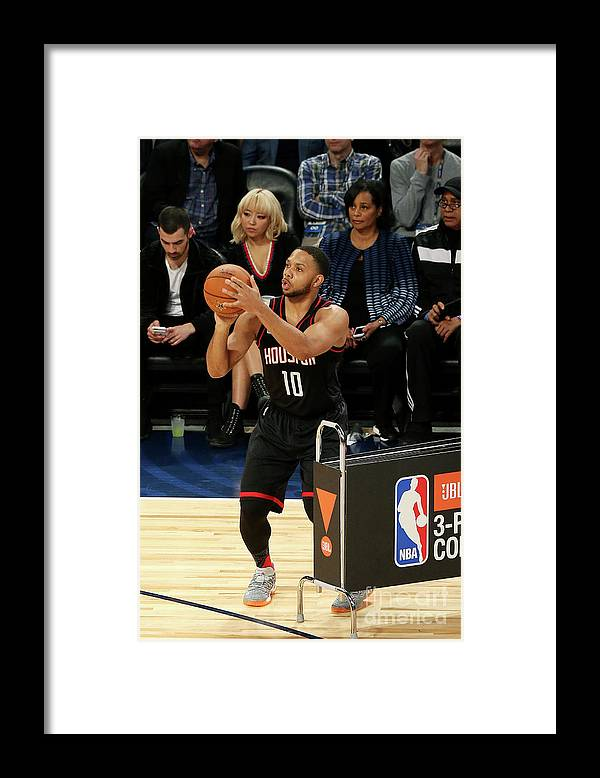 Event Framed Print featuring the photograph Eric Gordon by Layne Murdoch