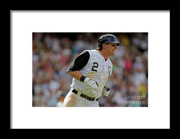 People Framed Print featuring the photograph Eric Young by Doug Pensinger