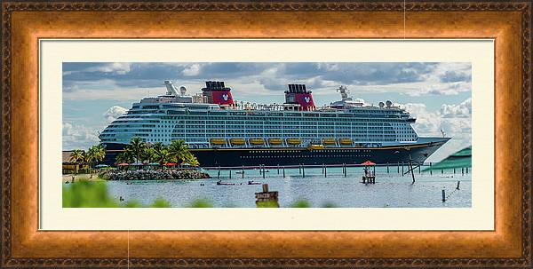 Fantasy at Castaway Cay by Enzwell Designs