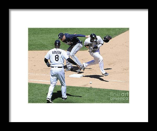 J. B. Shuck Framed Print featuring the photograph Freddie Freeman by David Banks