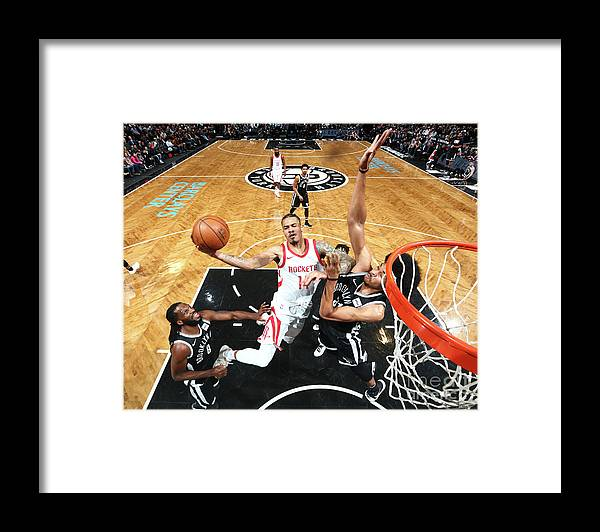 Nba Pro Basketball Framed Print featuring the photograph Gerald Green by Nathaniel S. Butler