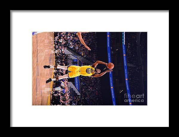 San Francisco Framed Print featuring the photograph Glenn Robinson by Noah Graham