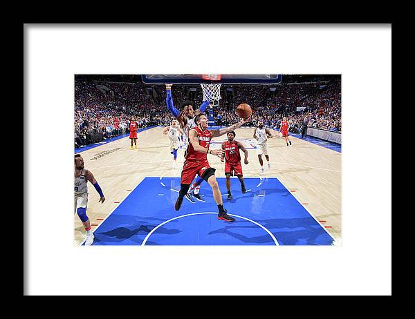 Playoffs Framed Print featuring the photograph Goran Dragic by Jesse D. Garrabrant