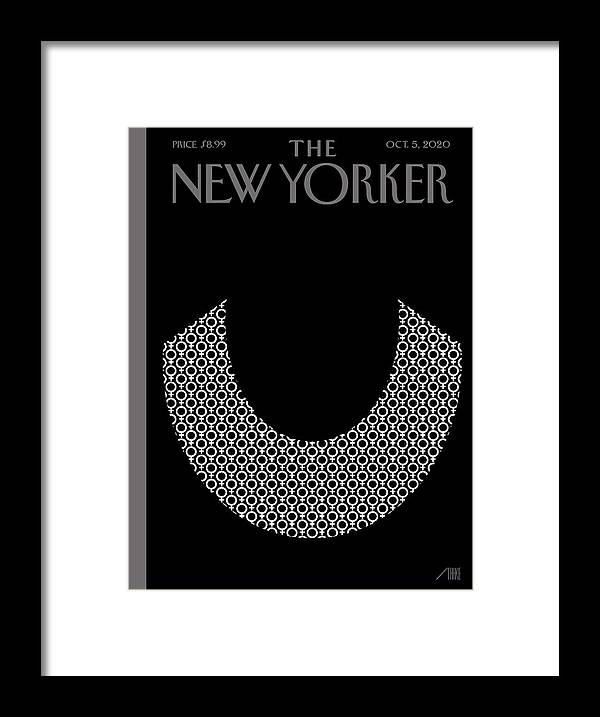 Rbg Framed Print featuring the digital art Icons by Bob Staake