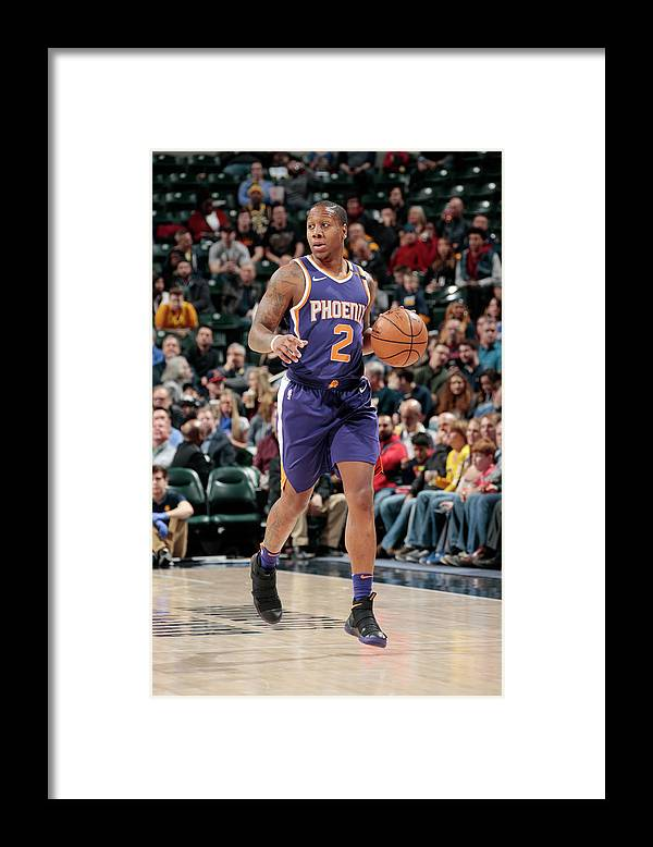 Isaiah Canaan Framed Print featuring the photograph Isaiah Canaan by Ron Hoskins