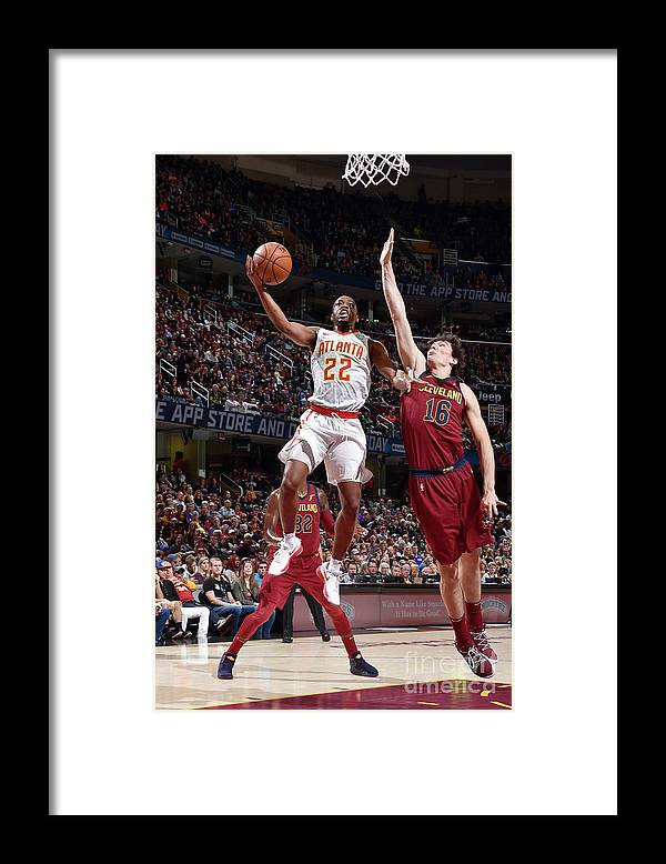 Nba Pro Basketball Framed Print featuring the photograph Isaiah Taylor by David Liam Kyle