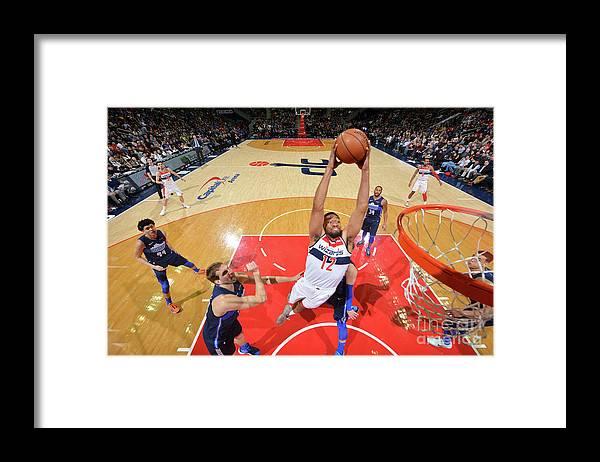 Nba Pro Basketball Framed Print featuring the photograph Jabari Parker by Jesse D. Garrabrant