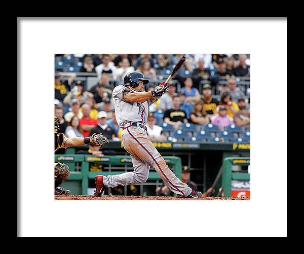 People Framed Print featuring the photograph Jace Peterson by Justin K. Aller