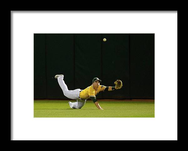 People Framed Print featuring the photograph Jake Smolinski by Thearon W. Henderson
