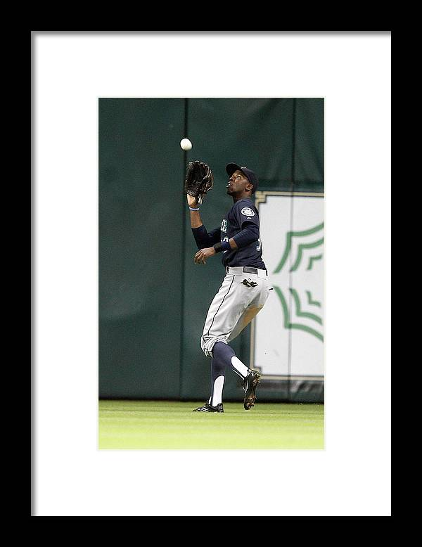 Ninth Inning Framed Print featuring the photograph James Jones by Bob Levey