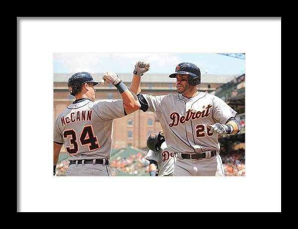 People Framed Print featuring the photograph James Mccann by Mitchell Layton
