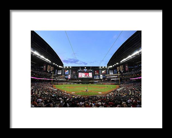 Motion Framed Print featuring the photograph James Mcdonald by Christian Petersen