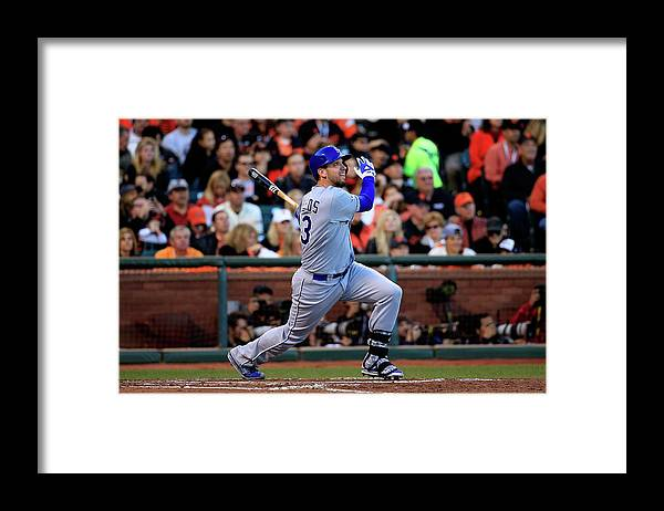 San Francisco Framed Print featuring the photograph James Shields by Rob Carr