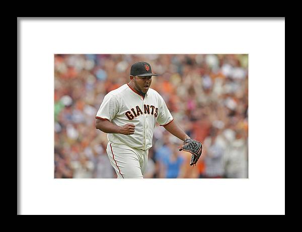 San Francisco Framed Print featuring the photograph Jean Machi by Ezra Shaw