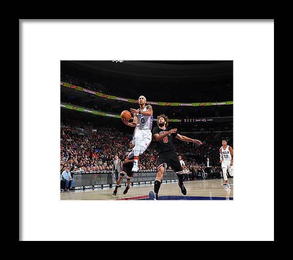 Nba Pro Basketball Framed Print featuring the photograph Jerryd Bayless by Jesse D. Garrabrant
