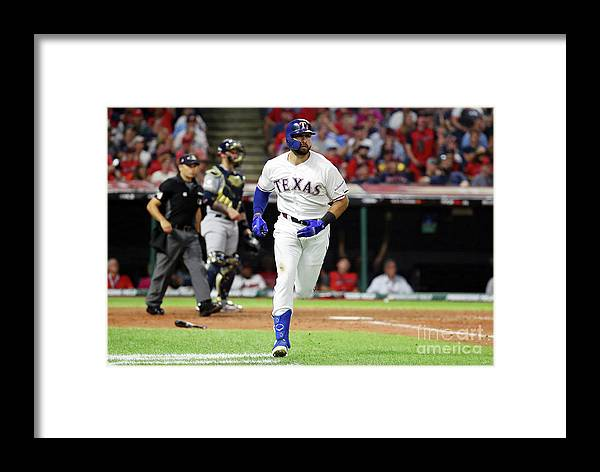 People Framed Print featuring the photograph Joey Gallo by Gregory Shamus