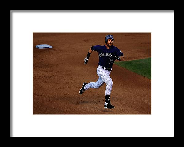 People Framed Print featuring the photograph John Lackey by Doug Pensinger