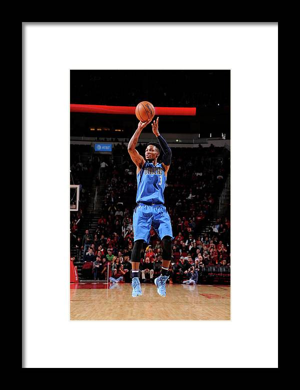 Nba Pro Basketball Framed Print featuring the photograph Jonathan Gibson by Bill Baptist