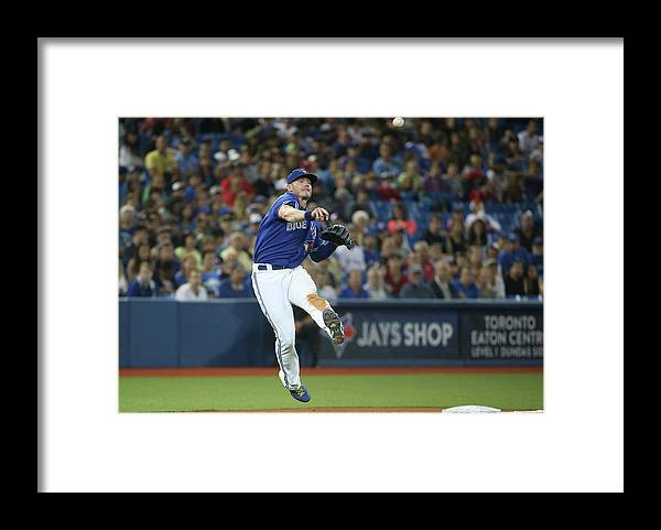 People Framed Print featuring the photograph Josh Rogers by Tom Szczerbowski