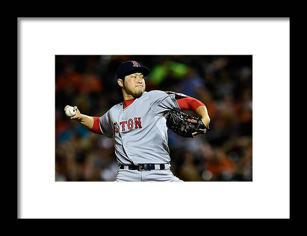 People Framed Print featuring the photograph Junichi Tazawa by Patrick Mcdermott