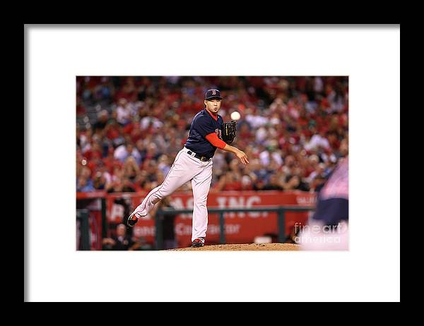People Framed Print featuring the photograph Junichi Tazawa by Stephen Dunn