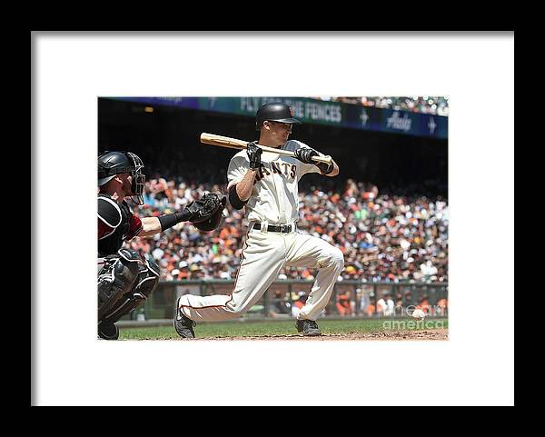 San Francisco Framed Print featuring the photograph Kelby Tomlinson by Thearon W. Henderson