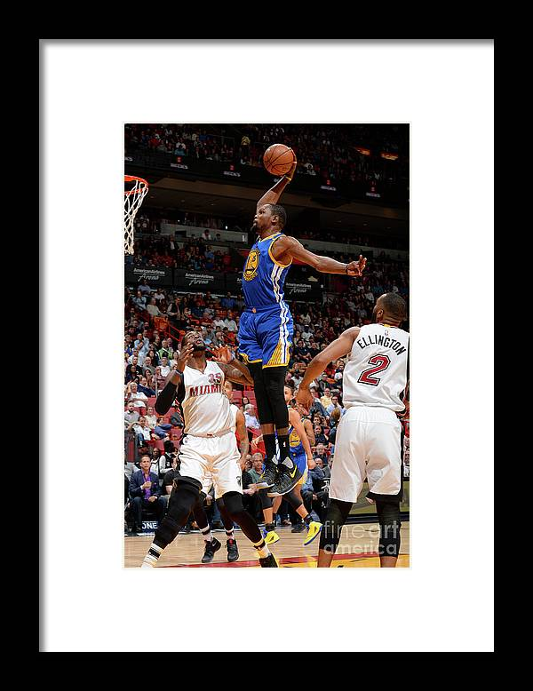 Nba Pro Basketball Framed Print featuring the photograph Kevin Durant by David Dow