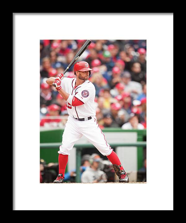 Kevin Frandsen Framed Print featuring the photograph Kevin Frandsen by Mitchell Layton