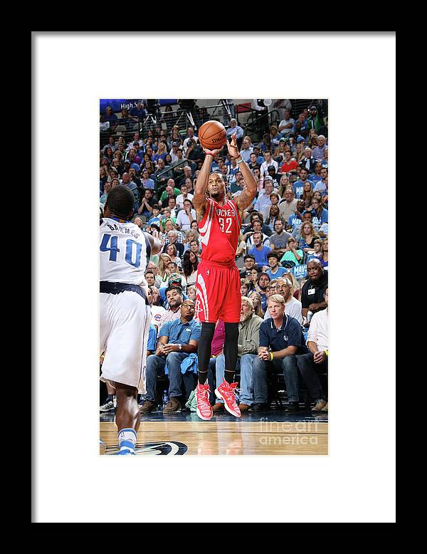 Nba Pro Basketball Framed Print featuring the photograph K.j. Mcdaniels by Glenn James
