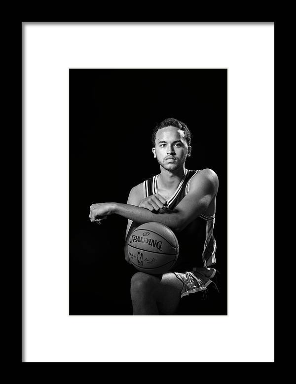 Nba Pro Basketball Framed Print featuring the photograph Kyle Anderson by David Dow