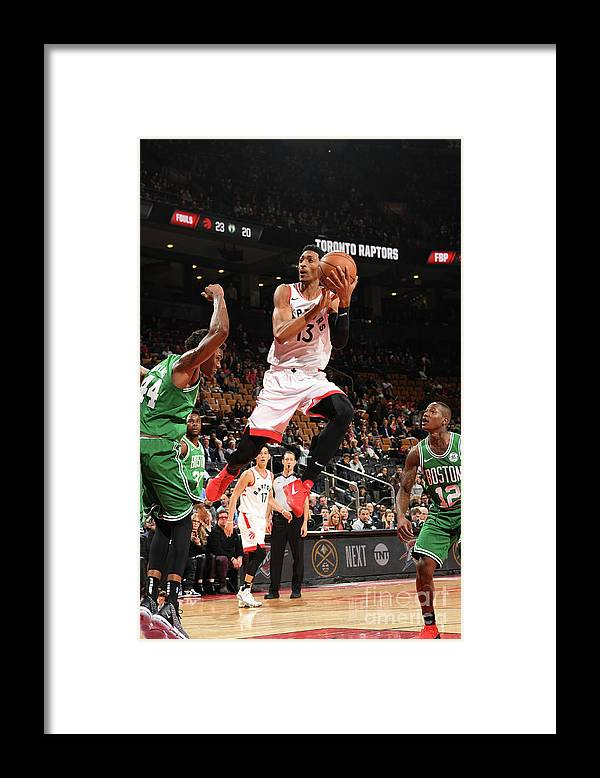 Nba Pro Basketball Framed Print featuring the photograph Malcolm Miller by Ron Turenne