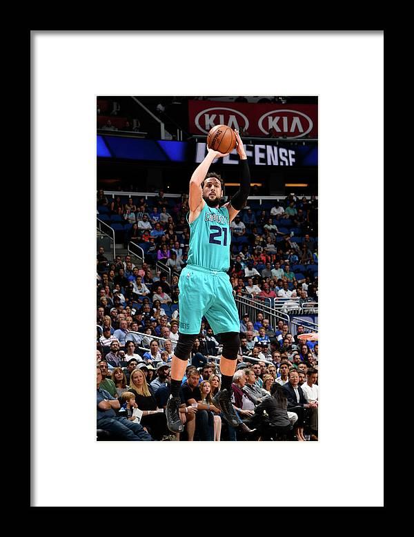 Nba Pro Basketball Framed Print featuring the photograph Marco Belinelli by Fernando Medina