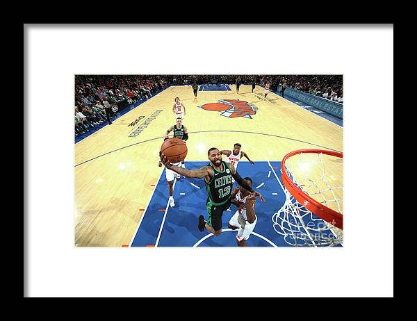 Nba Pro Basketball Framed Print featuring the photograph Marcus Morris by Nathaniel S. Butler