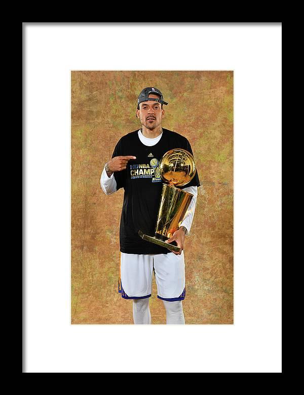 Playoffs Framed Print featuring the photograph Matt Barnes by Jesse D. Garrabrant