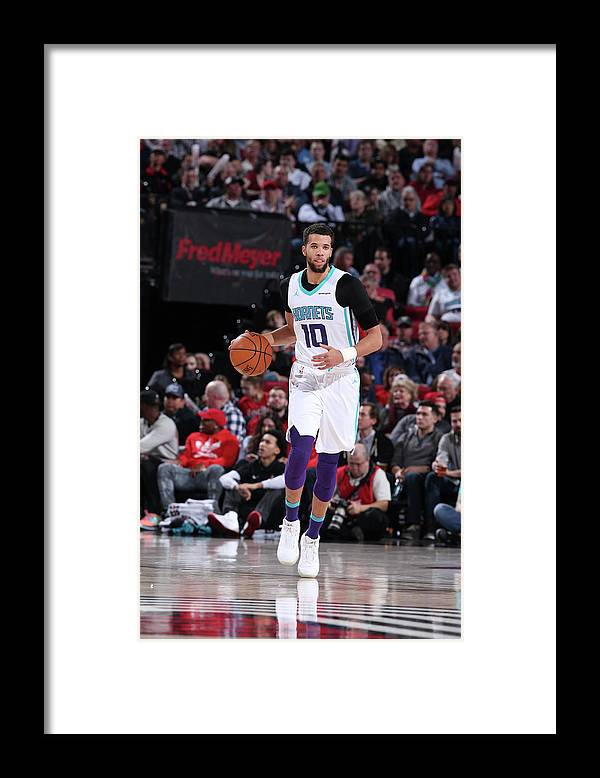Nba Pro Basketball Framed Print featuring the photograph Michael Carter-williams by Sam Forencich